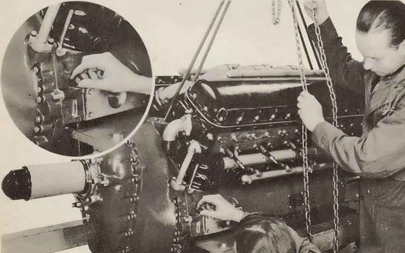 Allison engine service