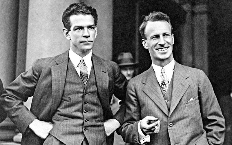 Charles Ulm and Charles Kingsford Smith
